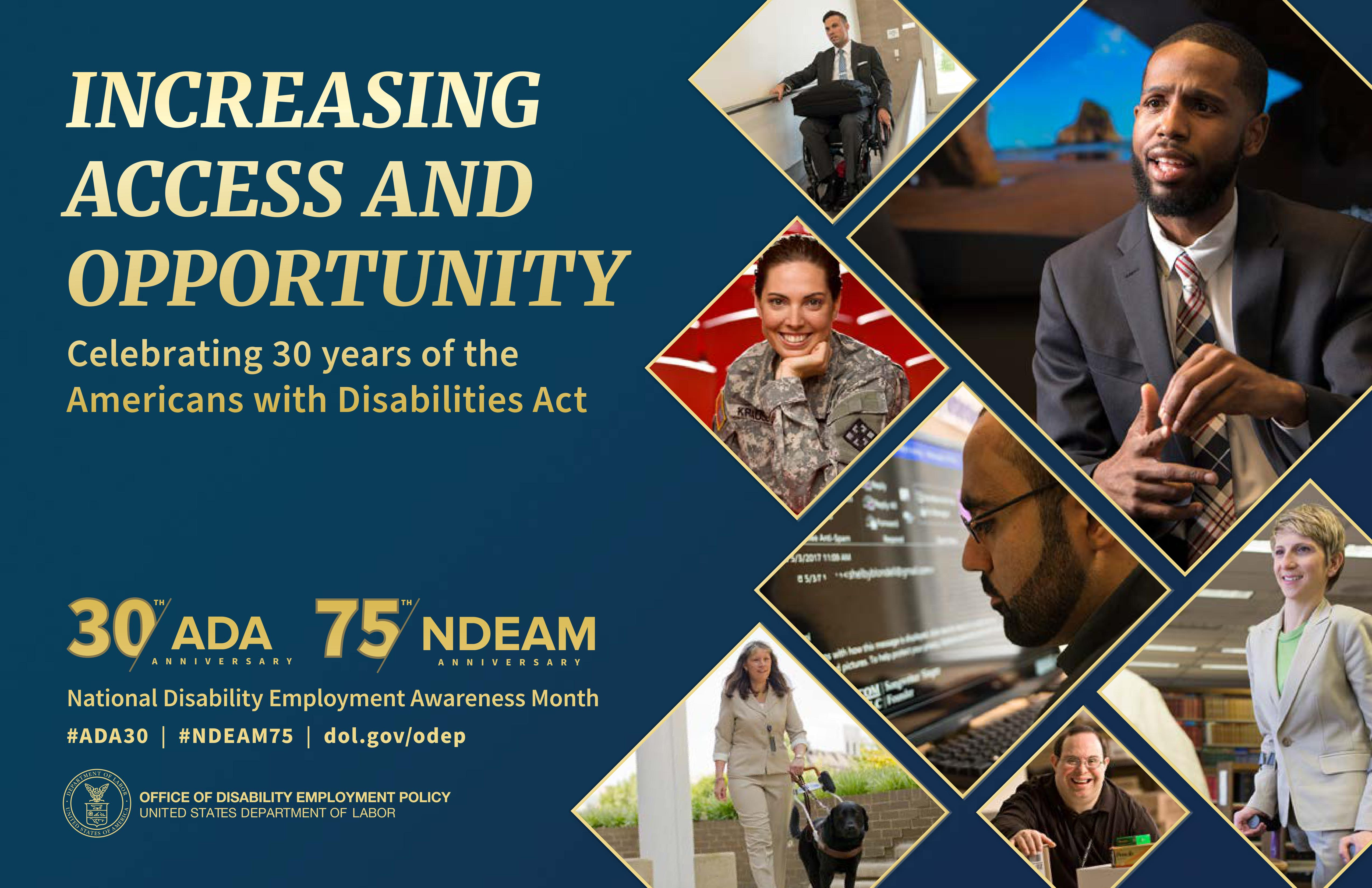 October Disability Awareness Month